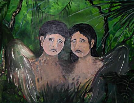 Ayaymama, el canto de dos aves tristes
