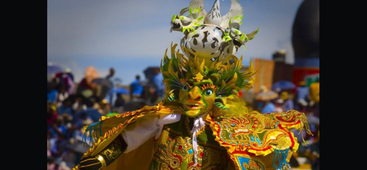 La maravillosa fiesta de la Candelaria en Puno