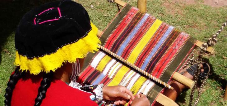 Cusco y sus textiles de incomparable belleza