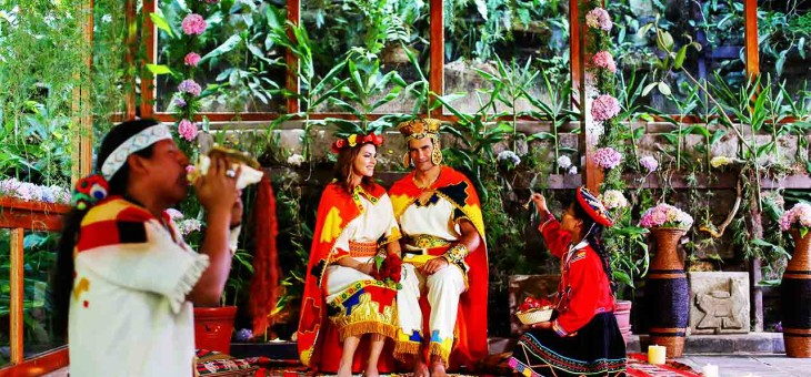 Matrimonios en las alturas de Cusco