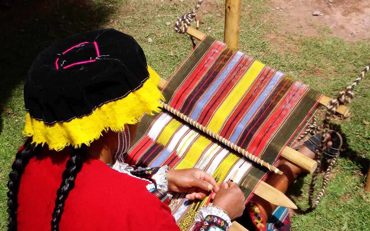 Textiles - Trip Peru
