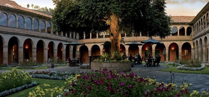 Hotel Monasterio elegido el mejor de Perú