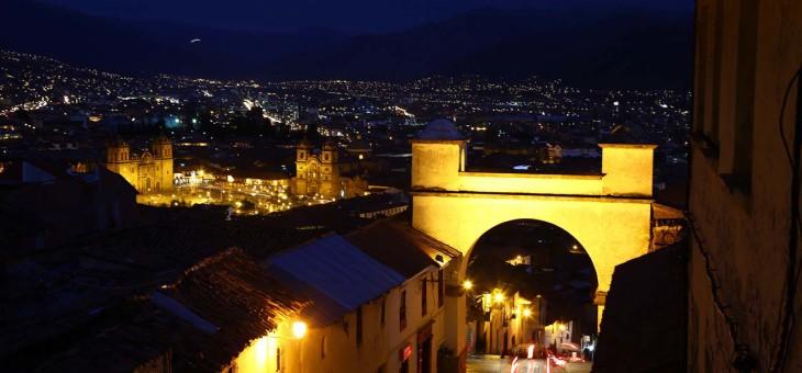 Cusco Nocturno