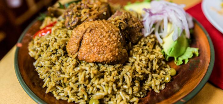 Disfruta la gastronomía al Norte del Perú