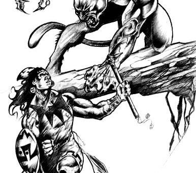 Mito y leyenda del RunaPuma