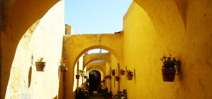 Monasterio de Santa Catalina – Arequipa