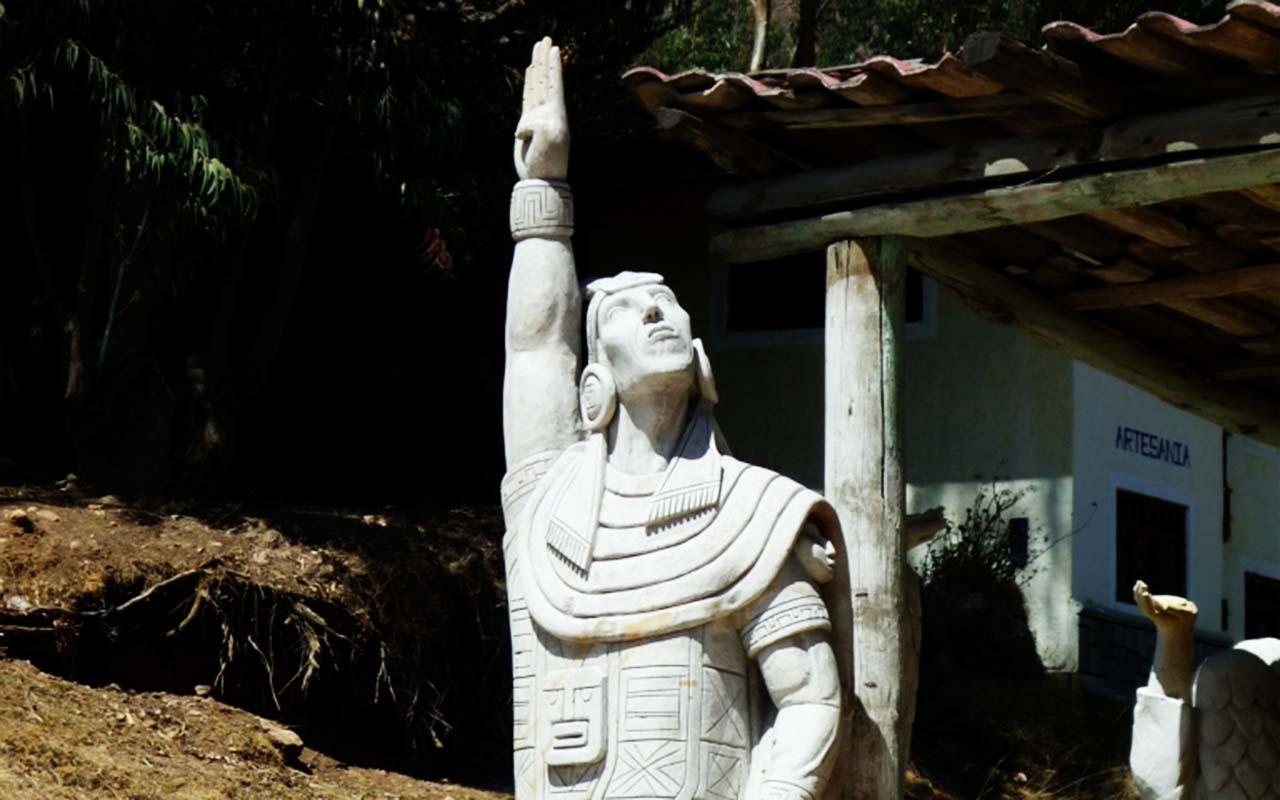 Atun Irca Native - trip peru