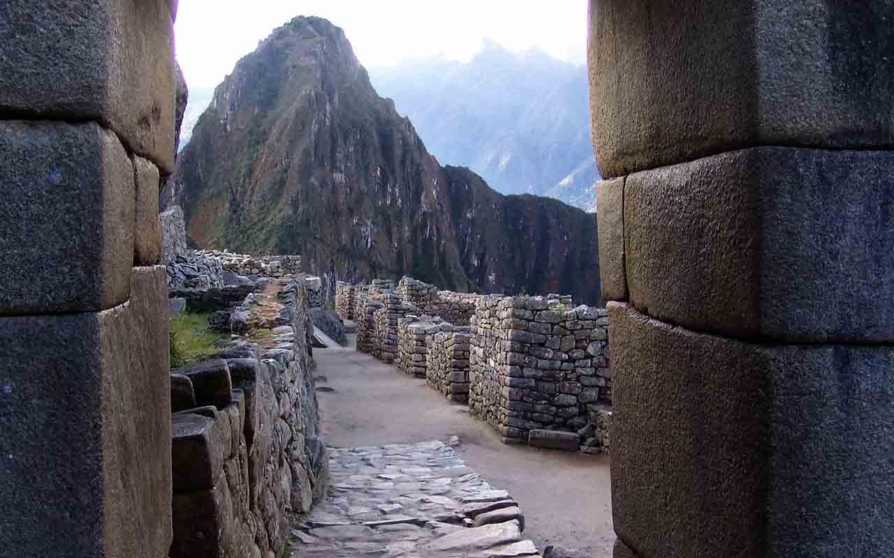 inca trail - trip peru