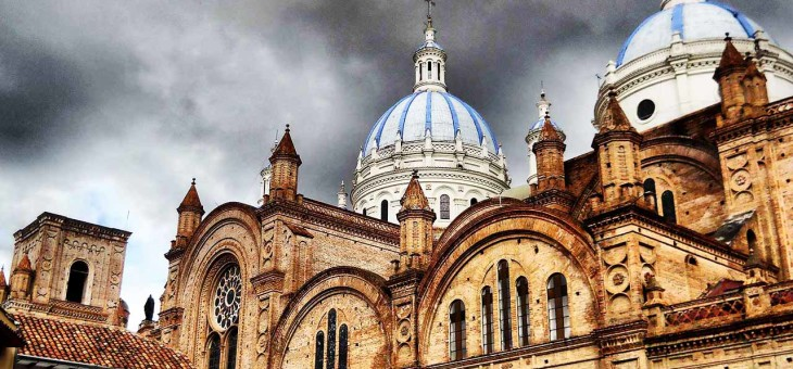 Si estás en Ecuador… ¡No te puedes perder Cuenca!