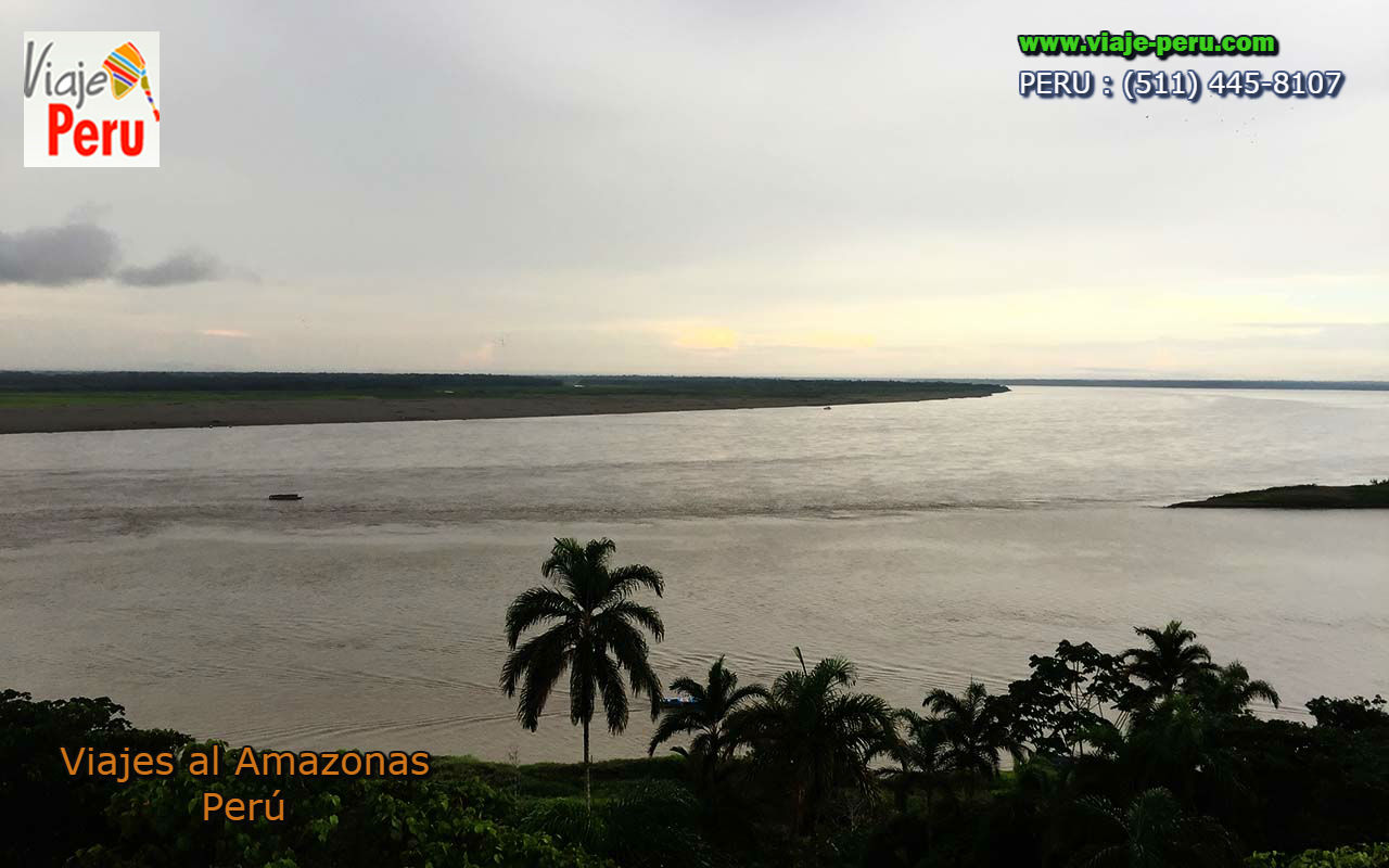 Amazon River - Peru