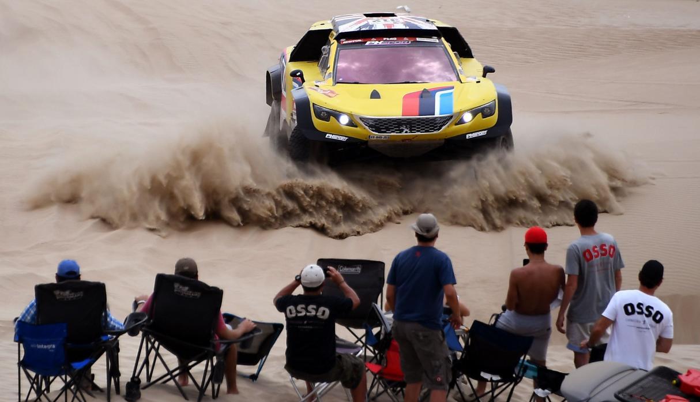 competencia rally