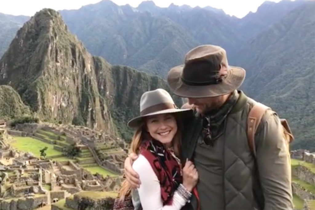 jules hough visita cusco
