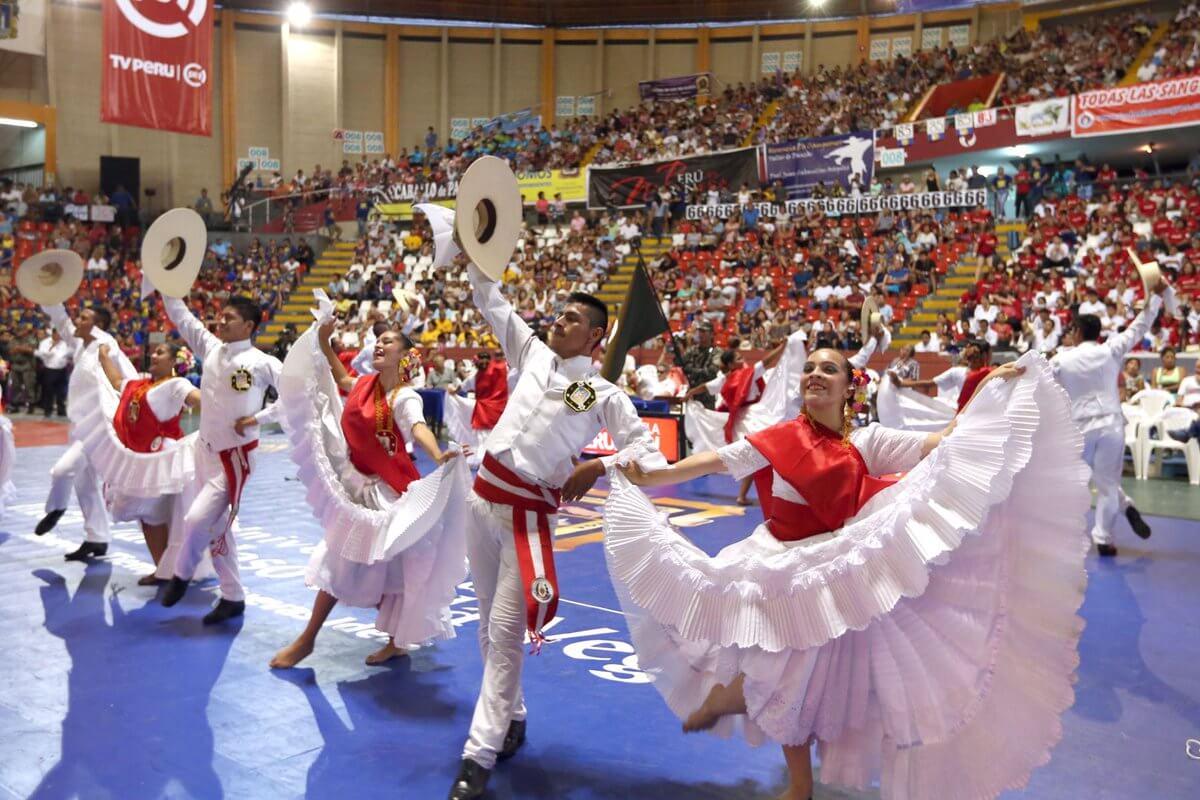 Anímate a visitar Perú en enero para disfrutar del Festival de Marinera