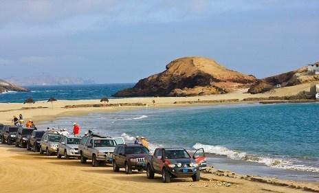 Playa el Remanso, Km. 109