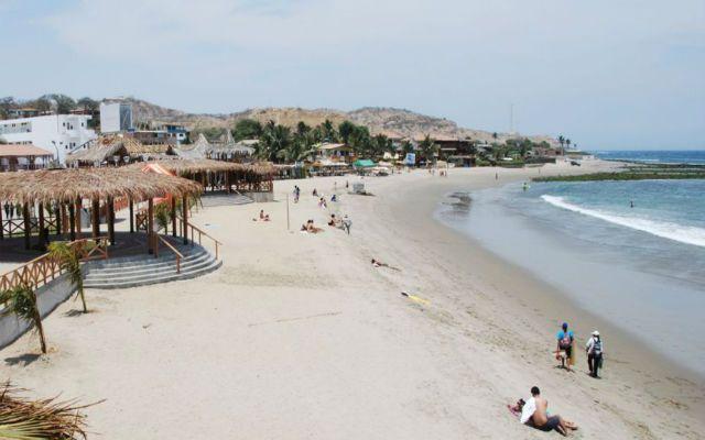 Máncora, Piura, de las mejores playas para acampar