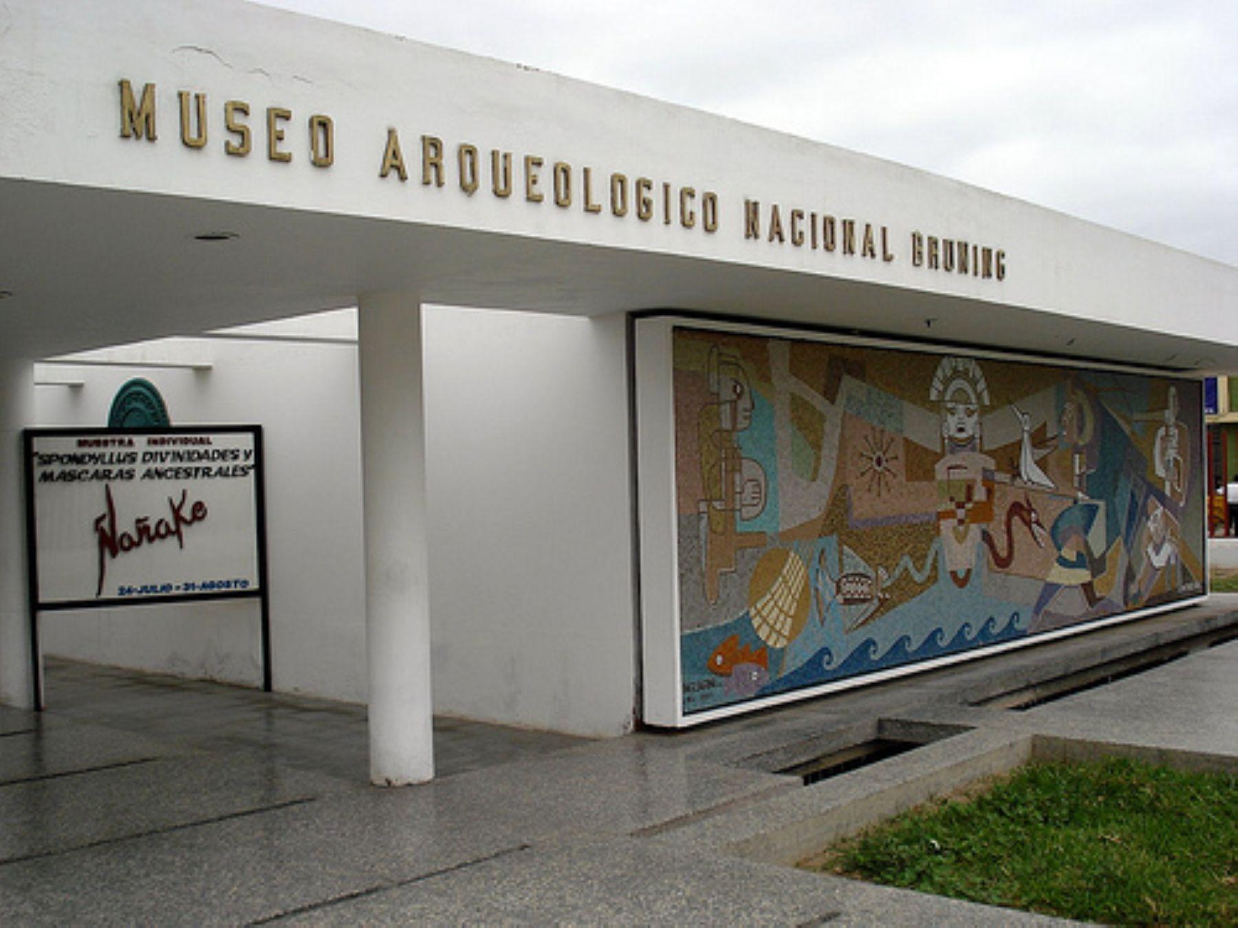 El Museo Arqueológico Nacional de Brüning te mostrará riqueza cultural