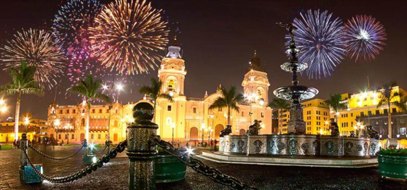 Si vas a visitar Perú en enero, Lima es un destino imperdible